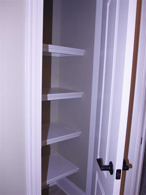 bathroom closet shelving ideas closet shelves bathroom design ideas pictures remodel