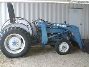 1986 Ford 3910 Tractors - Utility  40-100hp