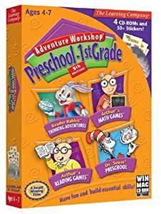 adventure workshop 5 preschool 1st grade 257 | 51GZK9AGYPL. SY300 QL70