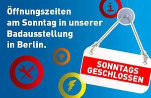 Badausstellung Sonntag Schautag : ffnungszeiten am sonntag bergmann franz ~ Buech-reservation.com Haus und Dekorationen