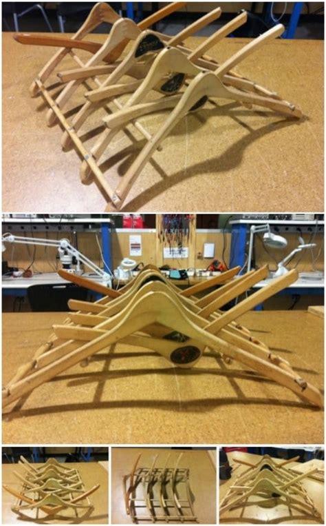 amazing    diy  repurposed hangers