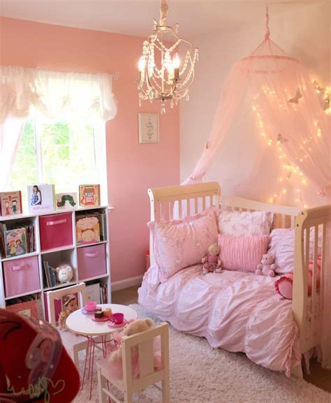 32 Cheery Designs For A Little Girl's Dream Bedroom  Ritely