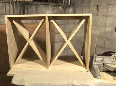 how to build a wine cabinet how to build a wall mounted wine rack how tos diy