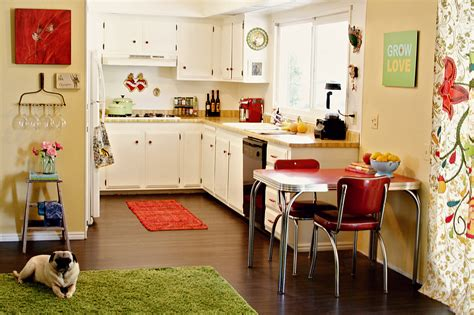 10 Kitchen Decor Ideas For Your Mobile Home Rental