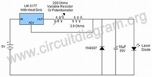 laser diode driver schematic laser free engine image for With diode diagram