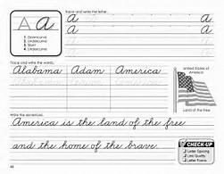 HD wallpapers 2nd grade cursive handwriting worksheets www.hdhd3deg.cf