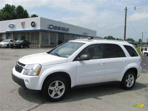 2005 Chevrolet Equinox by 2005 Chevrolet Equinox Pictures Information And Specs