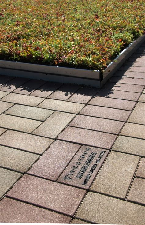 Nice Roof Pavers #5 Firestone Roof Paver System