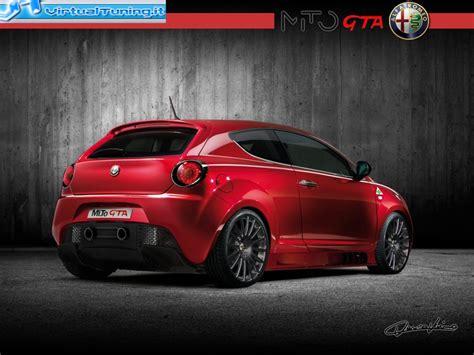 Alfa Romeo Mito Gta by Alfa Romeo Mito Gta By Desus80 Virtualtuning It