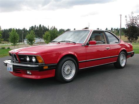 1987 Bmw M6 M-power 96k Miles 'all