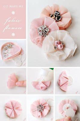 cucito creativo fiori di stoffa cucito creativo fiori fai da te ed altre decorazioni in
