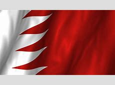 Bahrain Flag Stock Footage Video Shutterstock