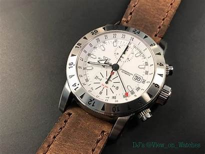 Airman Glycine Chronograph Complication Gmt Watches