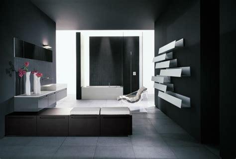 Badezimmer Wände Gestalten by Badezimmer Schwarz Sind Szene Individueller Gestaltungsideen