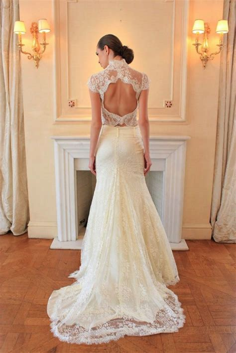 Best Of Backless Wedding Gowns Dresses To Adore Part 3
