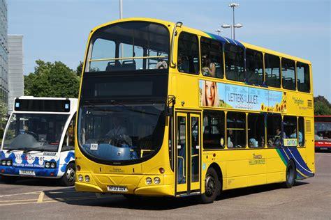 181 Hf03odv Transdev Yellow Buses 280610