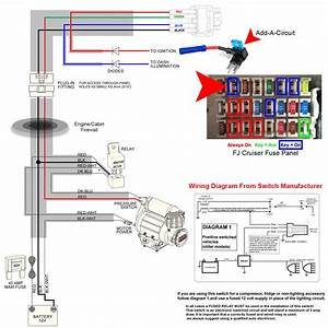 Arb Air Compressor Wiring Diagram : arb ckma12 engine install toyota fj cruiser forum ~ A.2002-acura-tl-radio.info Haus und Dekorationen