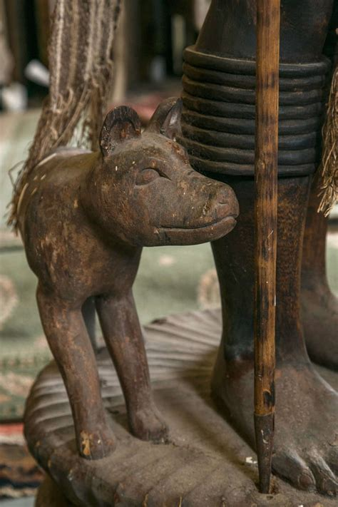 carved statue head hunter ifugao tribal warrior  sale
