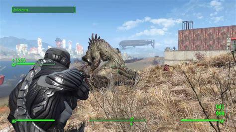 Fallout 4 Mod Crysis 2 Nanosuit