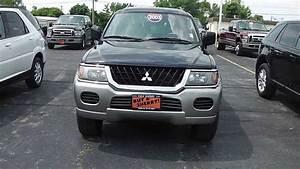 2003 Mitsubishi Montero Sport Xls Suv For Sale Dayton Troy