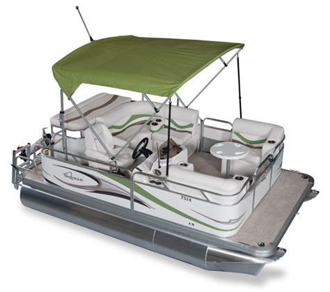 Gillgetter Pontoon Boats by Research 2011 Gillgetter Pontoon Boats 7514 Cruise On