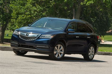 2016 Acura Mdx Reviews by 2016 Acura Mdx Review And Rating Motor Trend