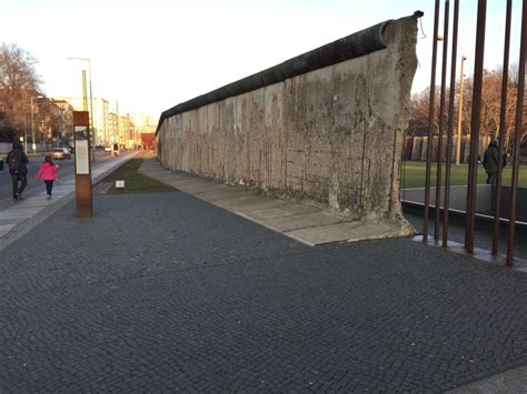the places to take of the berlin wall bold