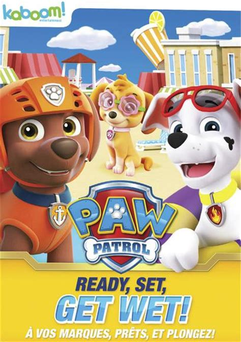 ready set  wet paw patrol wiki fandom powered