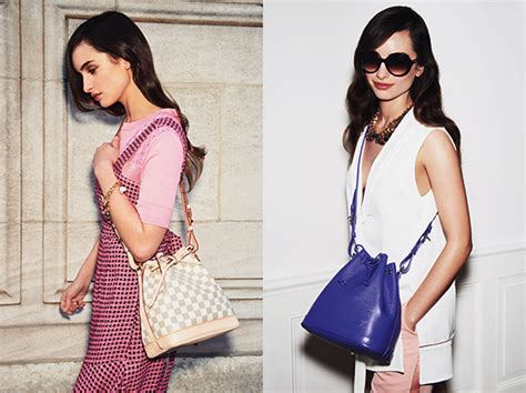 louis vuitton noe bb bag coming   spotted fashion