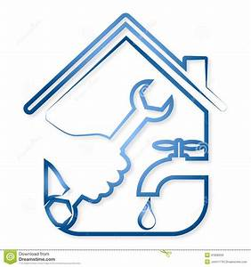Repair Plumbing Vector Stock Vector - Image: 41806259