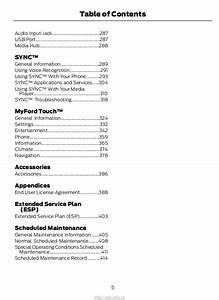 2014 Ford Escape Owners Manual      Ava