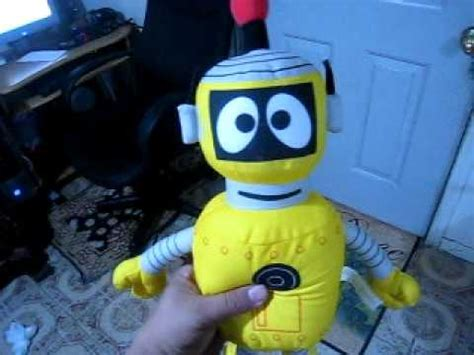 Yo Gabba Gabba Robot Plex