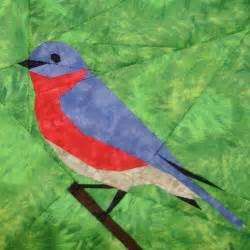 Free Paper Pieced Bird Quilt Patterns