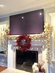 no fireplace great idea to hang christmas stocking on the