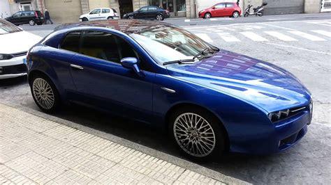 Derby Alfa Romeo Brera Bleu