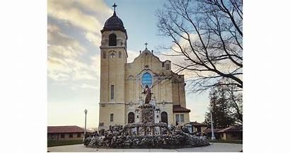 Catholic Paul Peter Ss Church Bend West