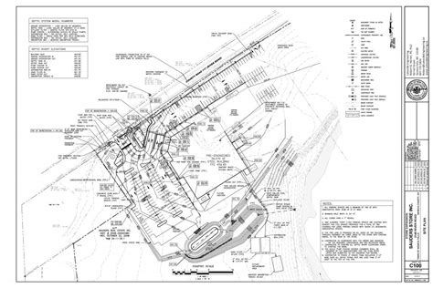 residential building site plan zion star