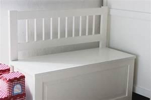 Ikea hemnes sitzbank kinderbank truhe wei nicht mehr for Ikea sitzbank weiß