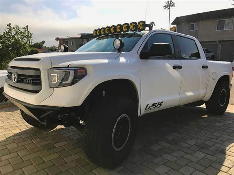 Toyota Tundra Prerunner by Picture Gallery Toyota Tundra Prerunner With Lsk Suspension