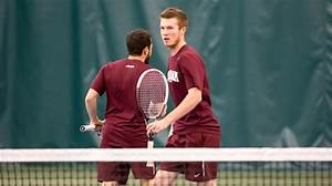 Men's Tennis Defeated by Saint Joseph's at A-10's