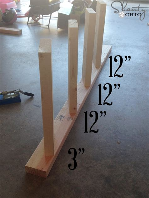 diy blanket ladder     super easy wooden ladder