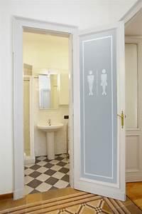 Bathroom Luxury with Interior Glass Doors - Sans Soucie