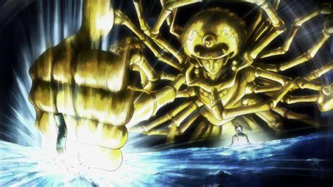 hunter  hunter  episode  anime review netero