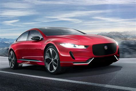 Jaguar Cars2019 : Jaguar's Flagship Xj Saloon To Be Revived As An Electric