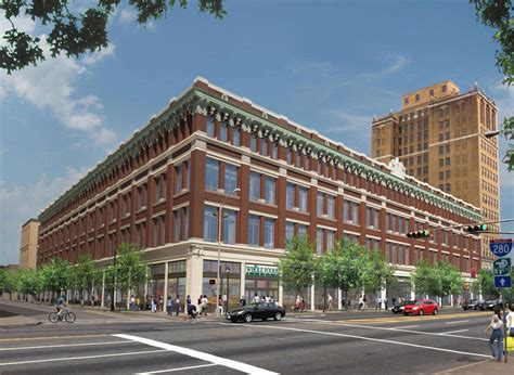 Jll Picked To Lease Remainder Of Hahne's Building In