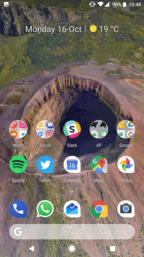 android no live wallpaper option get the new pixel 2 live wallpapers on any android device