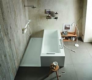 Sitzbadewanne Mit Dusche : dusche oder badewanne tipps f r den badezimmer umbau ~ Frokenaadalensverden.com Haus und Dekorationen
