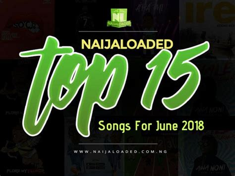 Nl Top 15 Most Downloaded Songs (june 2018 Top Music Chart