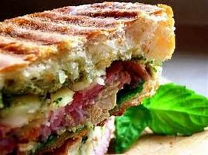 Panini Grill Test : grilled italian panini recipe just a pinch recipes ~ Michelbontemps.com Haus und Dekorationen
