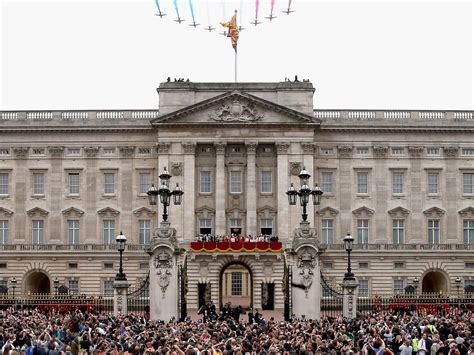 Originally built for the duke of buckingham, it was purchased by george iii in. Queen 'may be forced out of Buckingham Palace' during building's £150m refurbishment